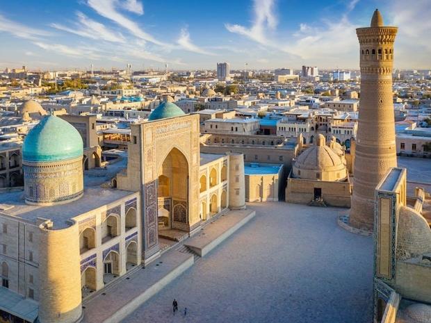 اوزبخستان دولة ستعشق زيارتها