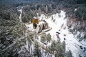 السياحة في سراييفو في الشتاء