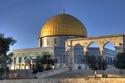 مسجد قبة الصخرة في القدس- فلسطين
