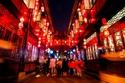 شارع Jinli بمدينة تشنغدو - الصين