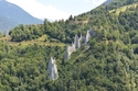 Pyramides d'Euseigne الطبيعة في سويسرا بالصور