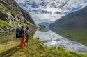 الطبيعة في سويسرا بالصور  بحيرة توما