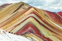 جبل قوس قزح- بيرو