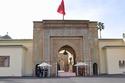 السياحة في الرباط المغرب  القصر الملكي