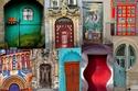 10 تصاميم أبواب فريدة لم يسبق لها مثيل من جميع أنحاء العالم