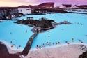 The Blue Lagoon في أيسلندا