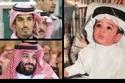 ميلاد الأمير محمد بن سلمان آل سعود وصور تبرز مراحل الطفولة والشباب