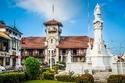 السياحة في زامبوانجا  الكنائس