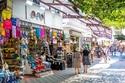 السياحة في مرمريس  الأسواق الشعبية