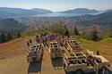 السياحة في مرمريس  رحلات سفاري برية