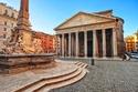 السياحة في روما البانثيون