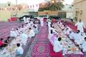 2- موائد الإفطار
