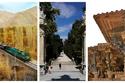أبرز مواقع التراث العالمي