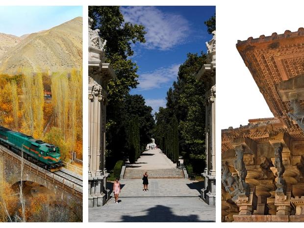 مواقع التراث العالمي لليونسكو الجديدة،ومعالم رائعة