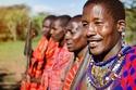 """أغرب القبائل: """"الماساي"""" الرجل يتزوج 70 امرأة.."""