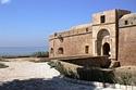 الحصن العثماني في غار الملح