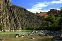 Turgen Gorge-السياحة في كازاخستان