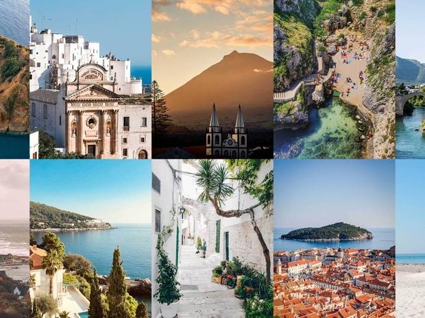 هل فكرت من قبل في اكتشاف احدى هذه المدن والجزر السياحية الرائعة