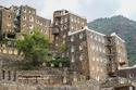 أطول مباني في قرية رجال ألمع