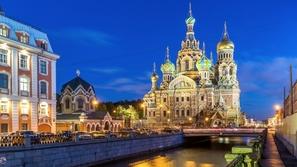 أبرز الأماكن السياحية في روسيا