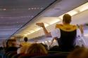 إخلاء الطائرة يكون خلال 90 ثانية