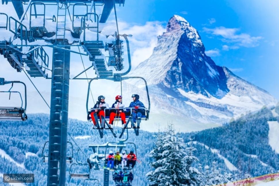 أفضل 30 منتجع تزلج في العالم