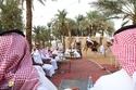 جلسات بدوية وسعودية رائعة شاهدها عن قرب خلال رحلتك واستمتع معهم