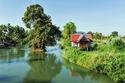 4000 جزر السياحة في لاوس