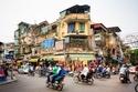 1- هانوي، فيتنام: 18.6 دولار