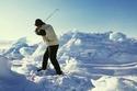 بطولة العالم للغولف الثلجي في جزيرة جرينلاند