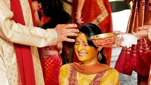 شاهد: أغرب طقوس الزواج التي لا تمارس إلا في الهند