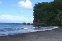 شاطئ أنس سيرون في إحدى جزر الكاريبي