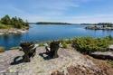 يمكنك أن تقتني هذه الجزيرة المعروضة للبيع في أونتاريو الكندية