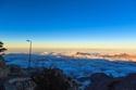 تبعد عن مدينة أبها بـ170 كيلومتراً شمالاً وعن محافظة النماص 20 كيلومتر