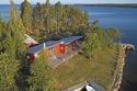 جزيرة Gåsharsskäret بالسويد