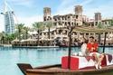 رحلتك وجولتك السياحية في دبي.