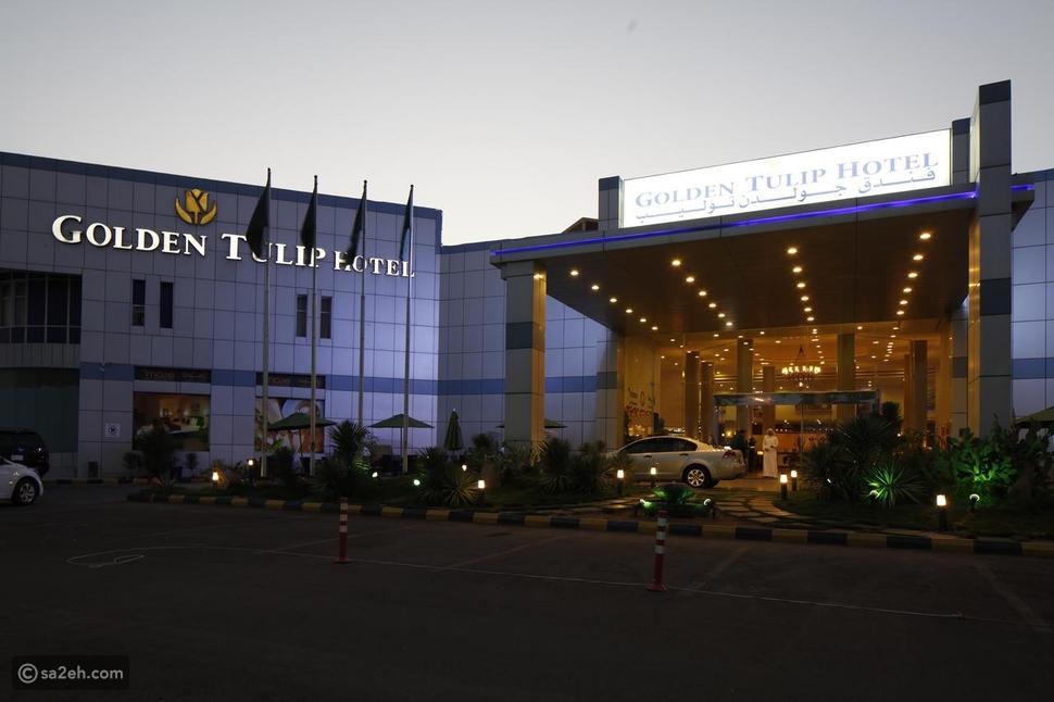 فندق جولدن توليب حائل: