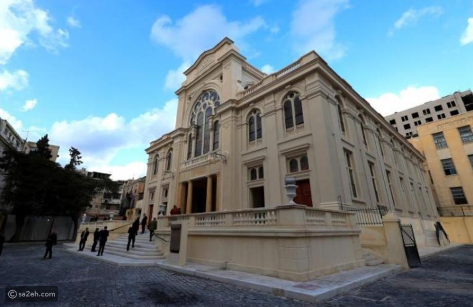 صور- مصر تفتتح أقدم معبد يهودي في الإسكندرية بعد ترميمه