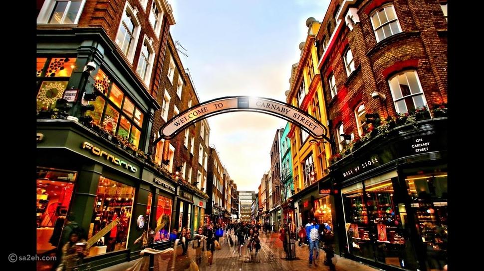 بالصور .. دليلك السياحي الكامل عند السفر إلى لندن