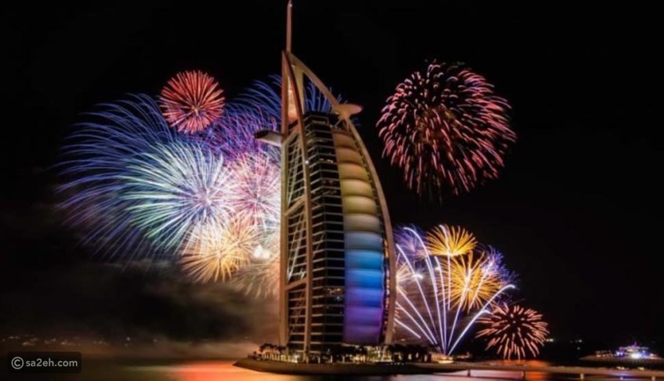 30 ألف دولار ثمن إقامة ليلة رأس السنة في أحد فنادق دبي