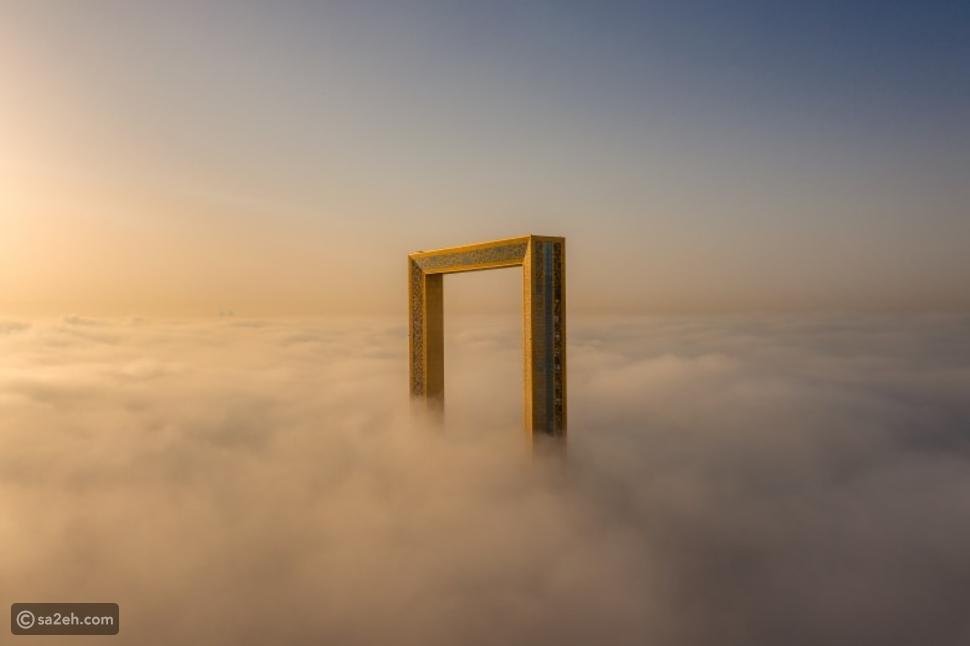 صورة برواز دبي للمصور اللبناني بشير مكرزل