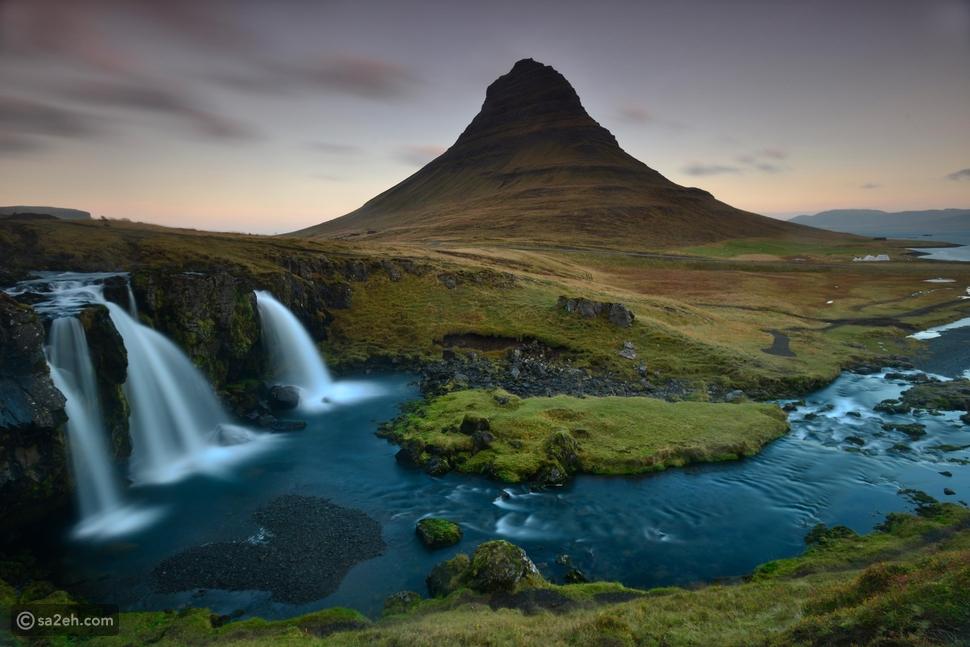 أيسلندا تريد تخفيف التوتر بالصراخ ?