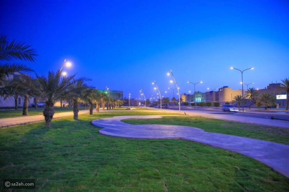 حديقة اسكان الخبر: