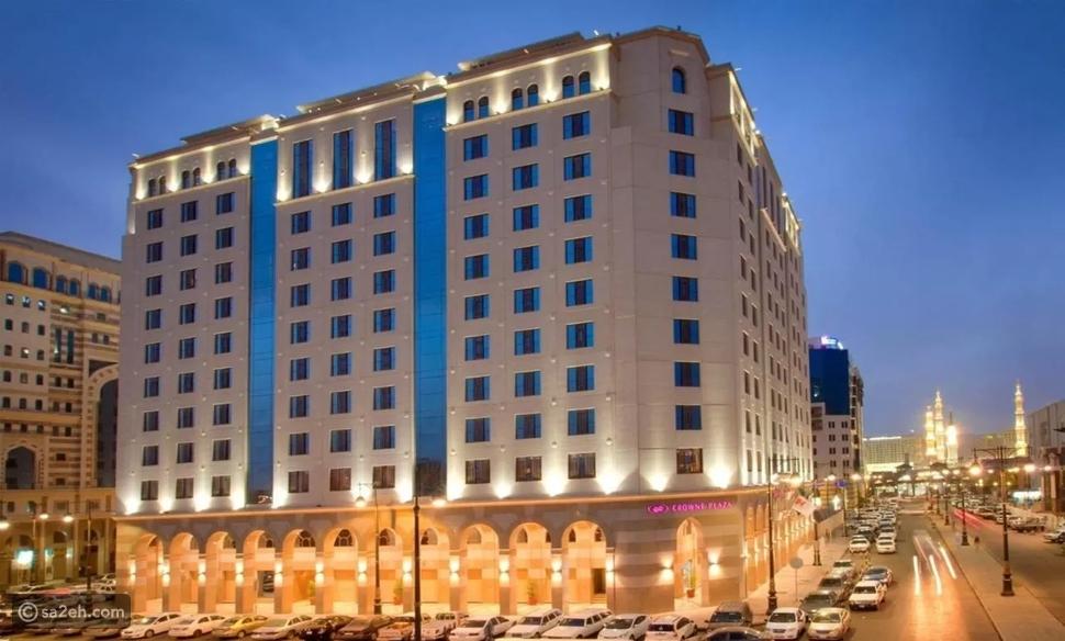 فندق كراون بلازا المدينة: