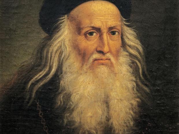 صورة للفنان ليوناردو دافنشي