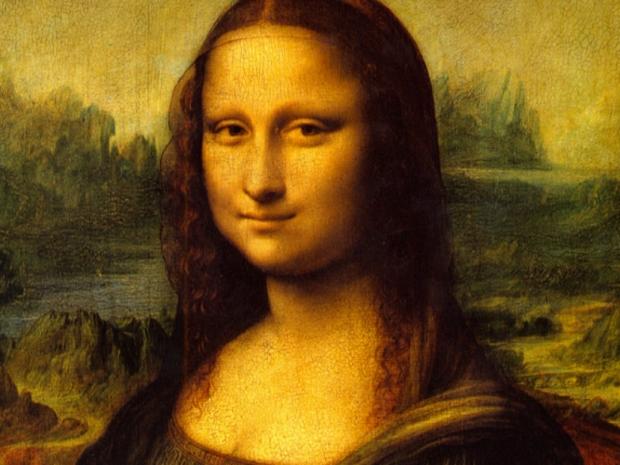 لوحة الموناليزا أو الجيوكاندا