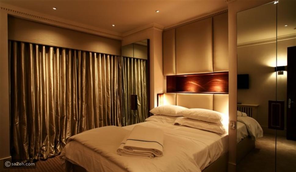 يمكنك تنفيذها في منزلك: 5 أفكار يركز عليها مصممو الغرف الفندقية لراحتك