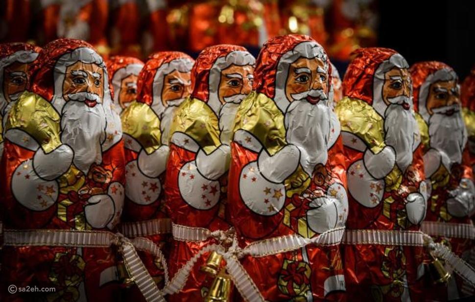 دراسة: الألمان ينفقون ملايين اليورو لشراء حلوى الكريسماس