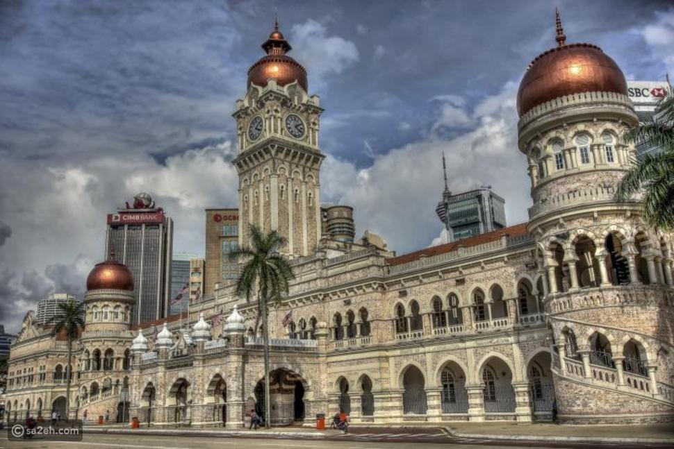 السياحة في كوالالمبور ماليزيا
