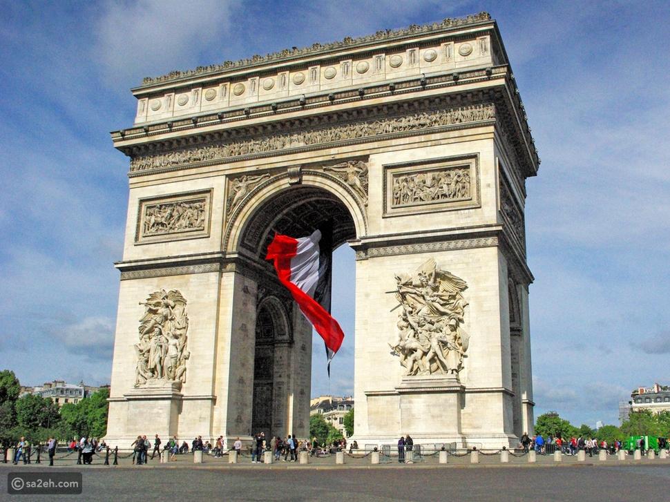 المعالم السياحية الخمس والعشرين الأكثر جذباً للسياح في باريس